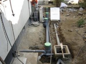 下水工事1